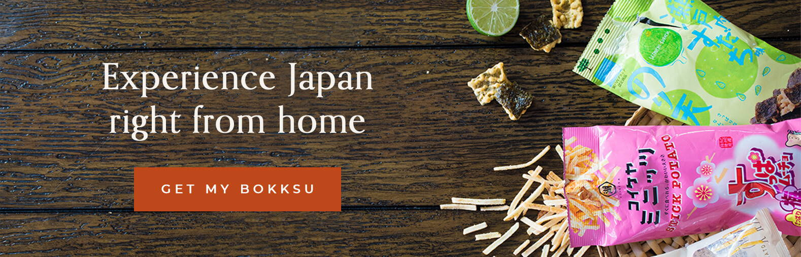 Experience Japan right from home