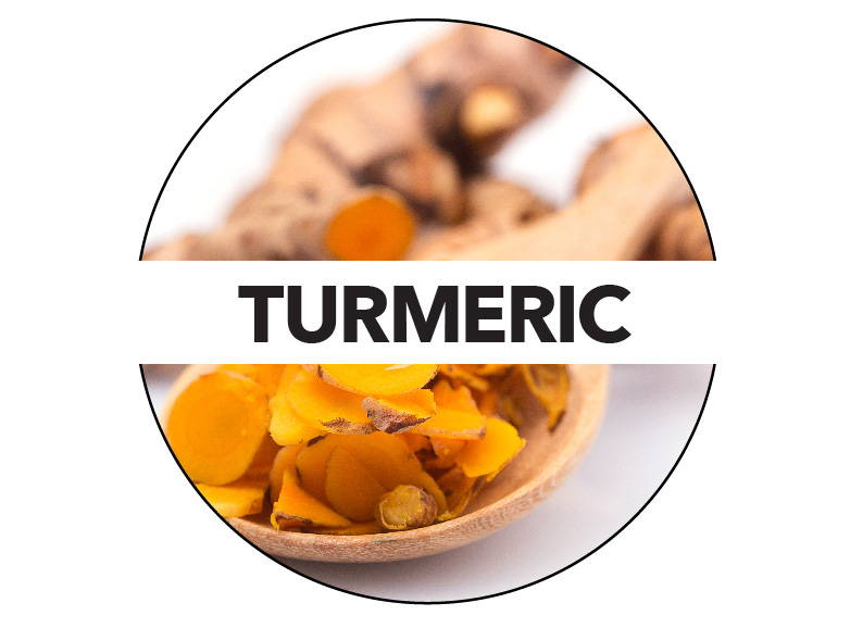 Turmeric is found to act as a natural antioxidant to help improve the appearance of skin.