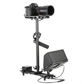 handheld stabilizer & LCD field monitor