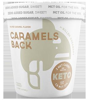 Caramels Back