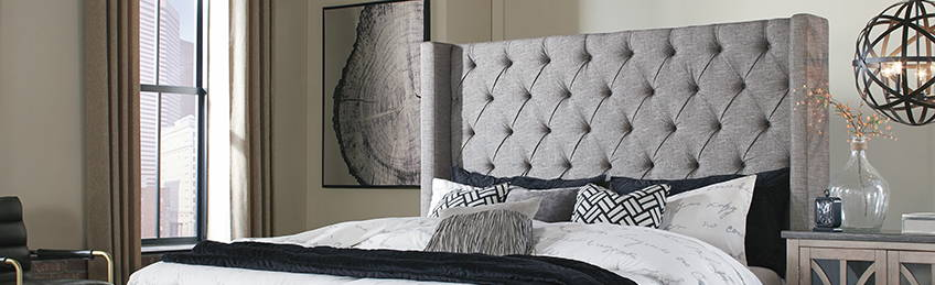 How To: Create a Master Bedroom Retreat - Ashley HomeStore - Canada
