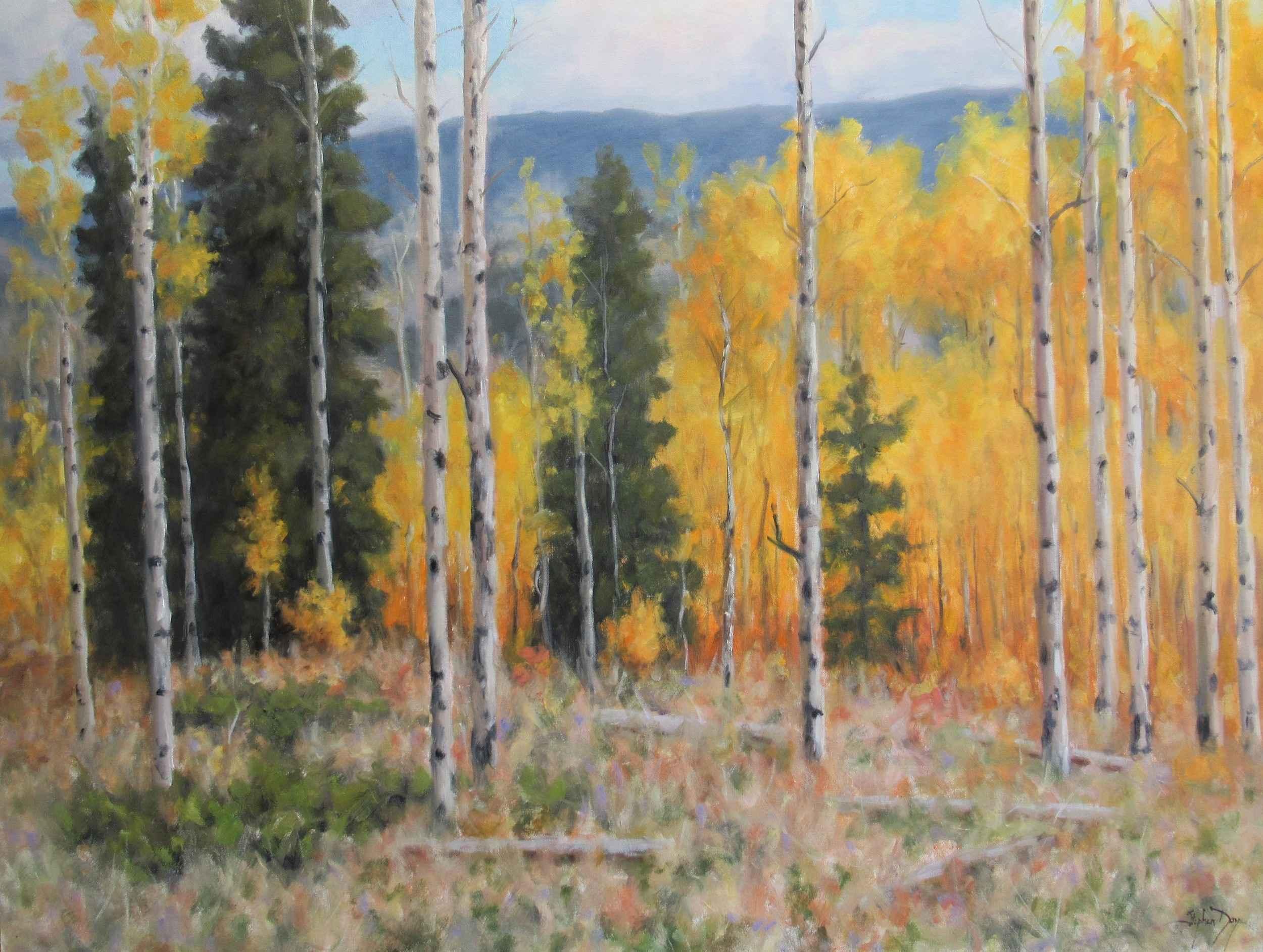 Stephen Day. Artist Workshop. Sorrel Sky Gallery. Santa Fe Art gallery. Durango Art Gallery.