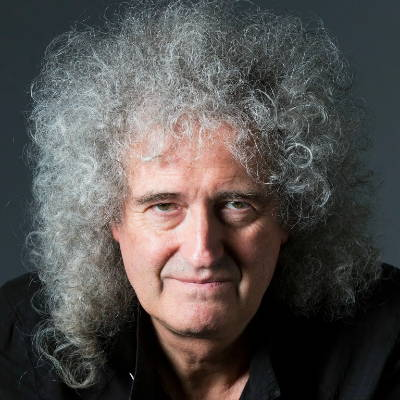 Brian May of Queen recycled guitar string bracelets and jewelry