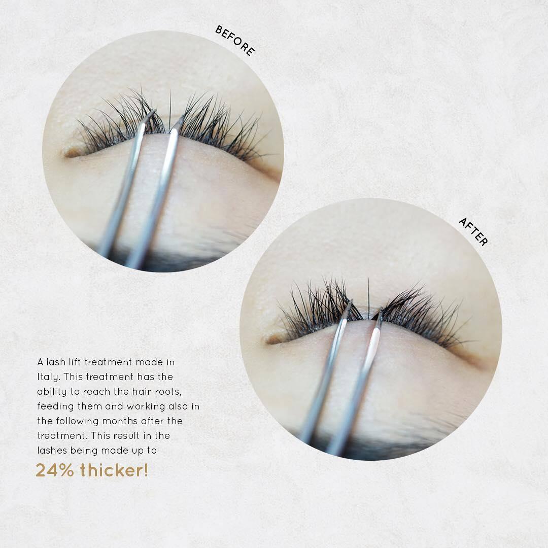 Lem eyelash extension