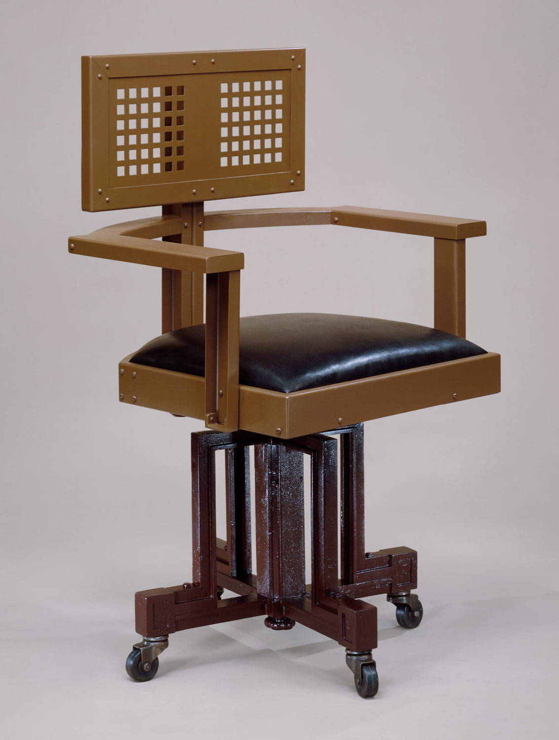 Larkin Chair, Frank Lloyd Wright