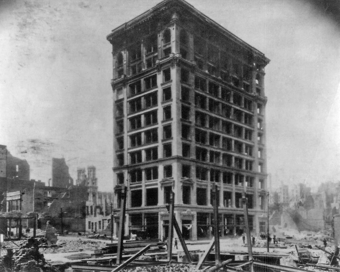 Original Shreve Building