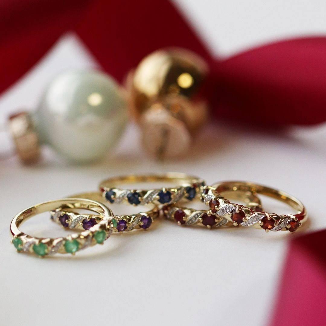 Gemondo Eternity Rings