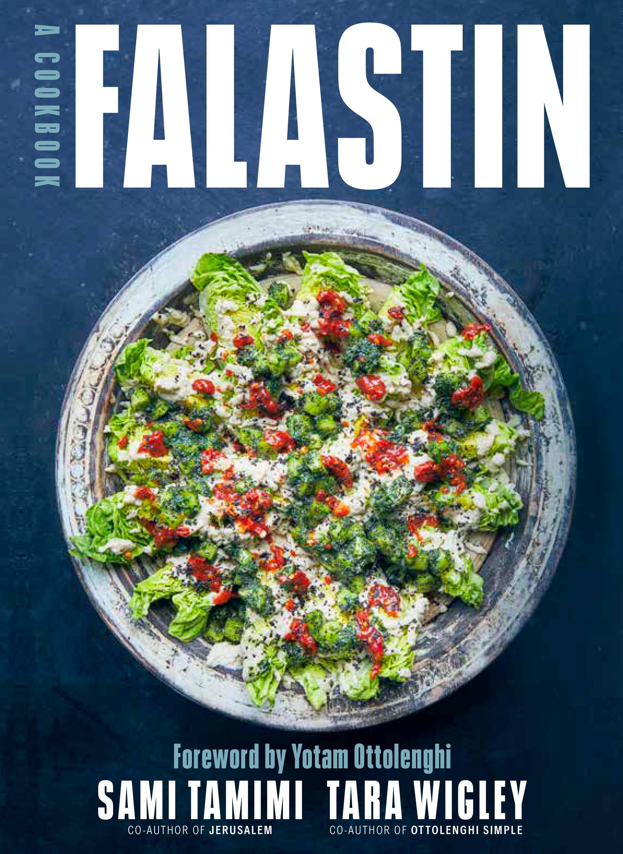 Falastin cookbook cover