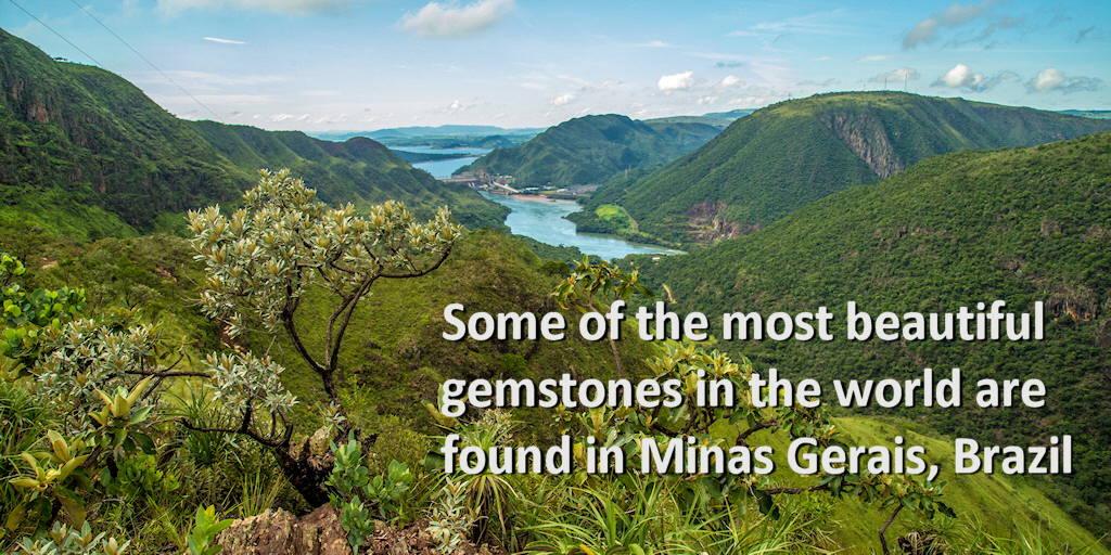Brazilian Gemstones