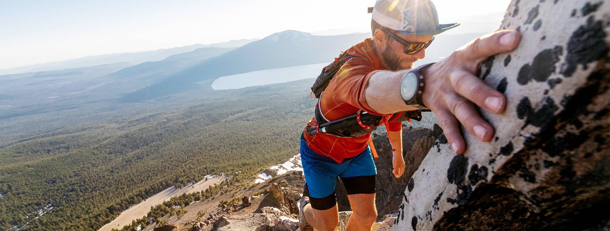 NW Alpine Ambassador Jason Hardrath Mountain Running Southern Oregon