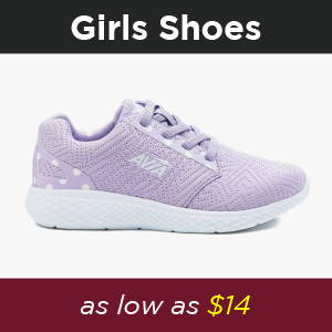 Shop Avia Girls RunningShoes & walking sneakers at 30% off. Perfect gift for family and friends for the holiday at insanely cheap prices! Black Holiday special deals, 30% off
