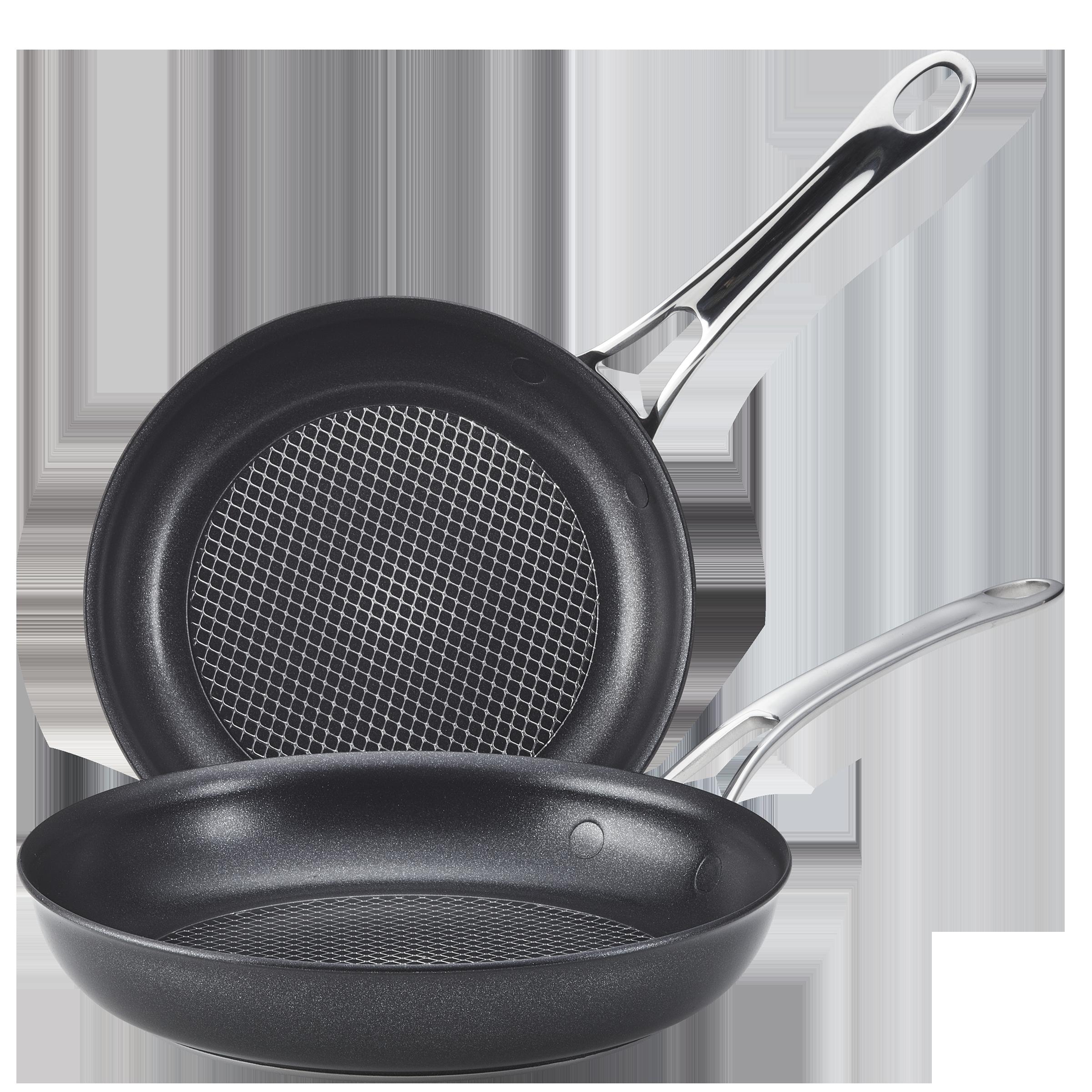 8.25 & 10-inch Frying Pan Set