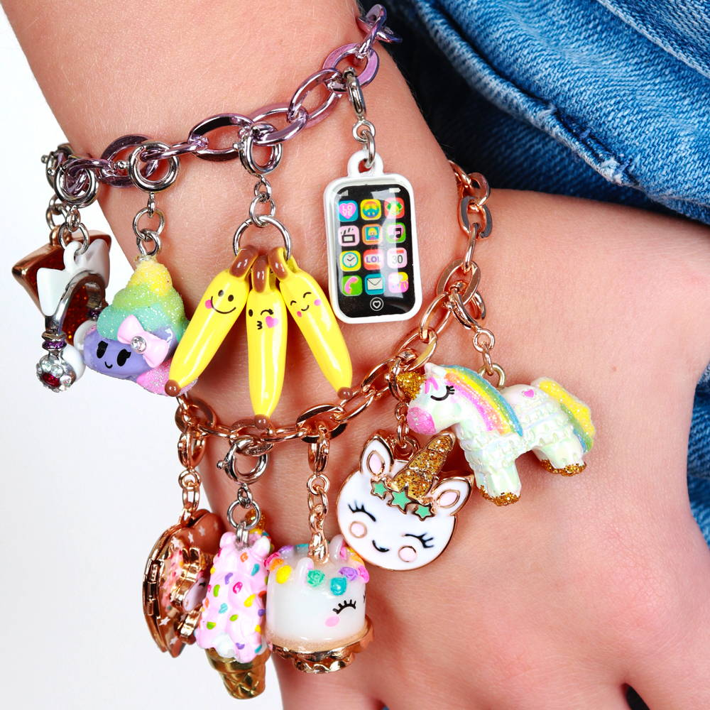 CHARM IT! Charm Bracelets and Charm Necklaces
