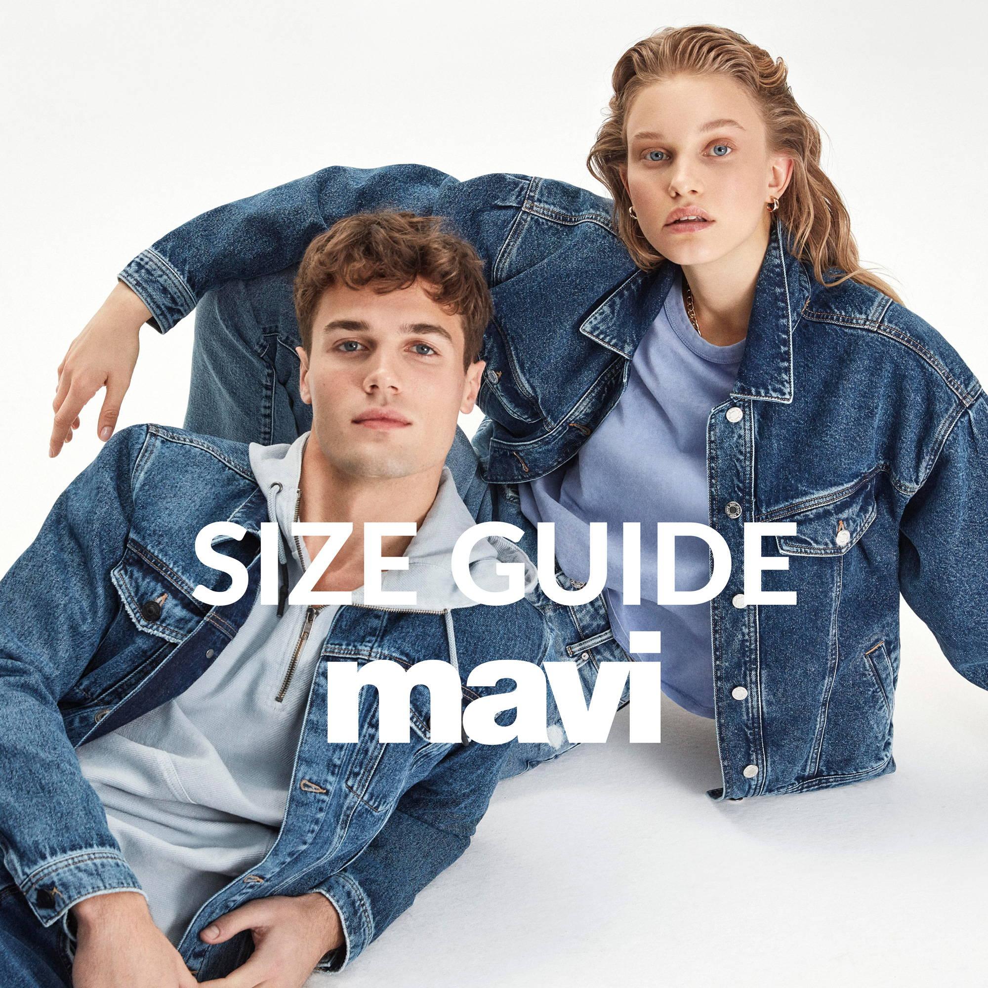 Mavi Size Guide Overview
