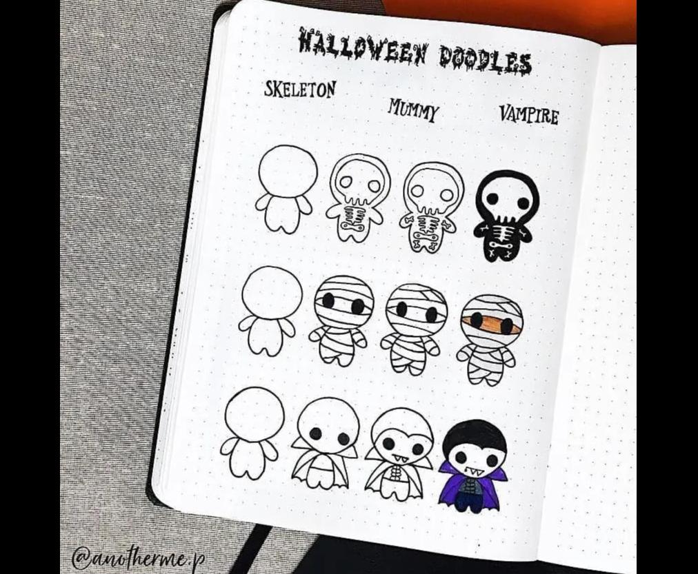 Hình tượng trưng Halloween