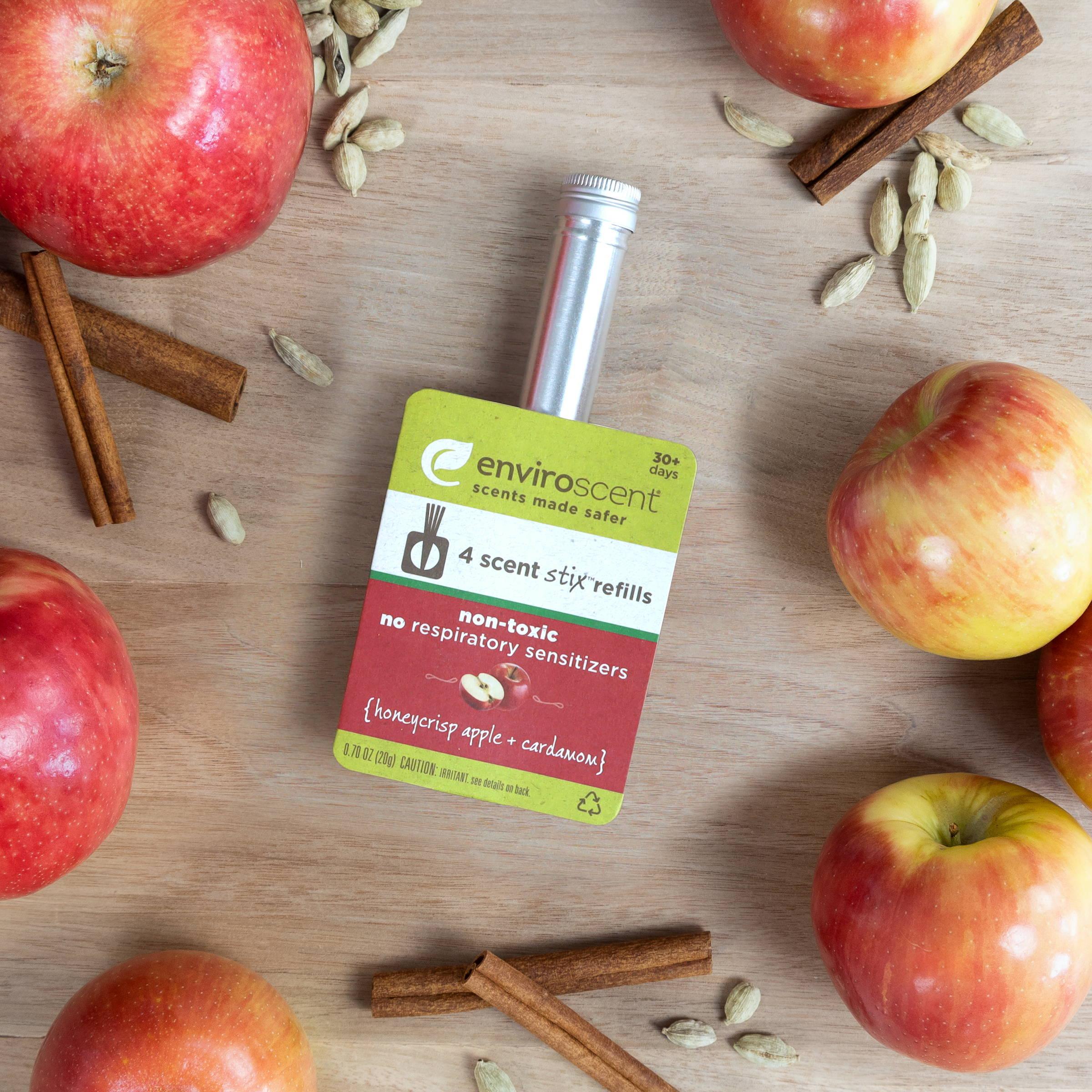 Scent Stix Refill in  Honeycrisp Apple + Cardamom