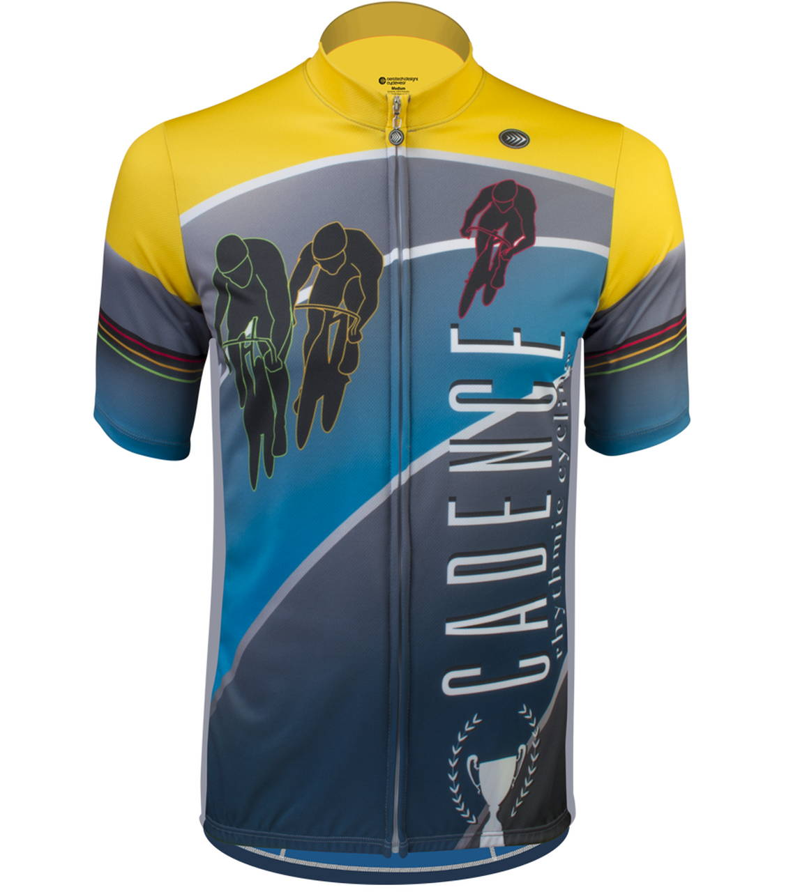 tall man cadence Cycling Jersey