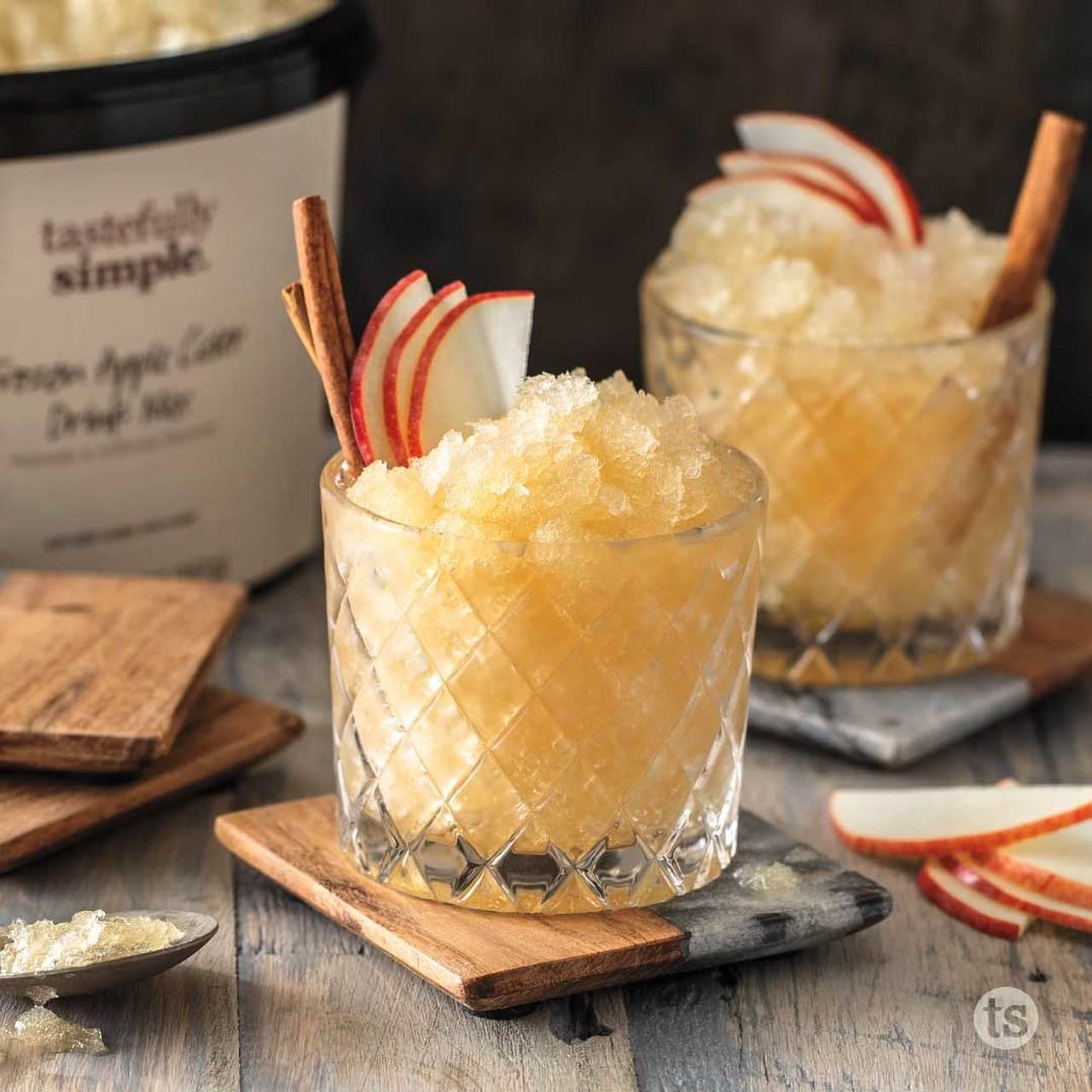 frozen apple cider drink mix