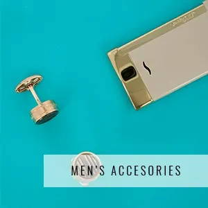 mens accessories at Iguana Sell: Lighters, cufflinks, key rings and more