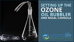 Ozone Oil Bubbler