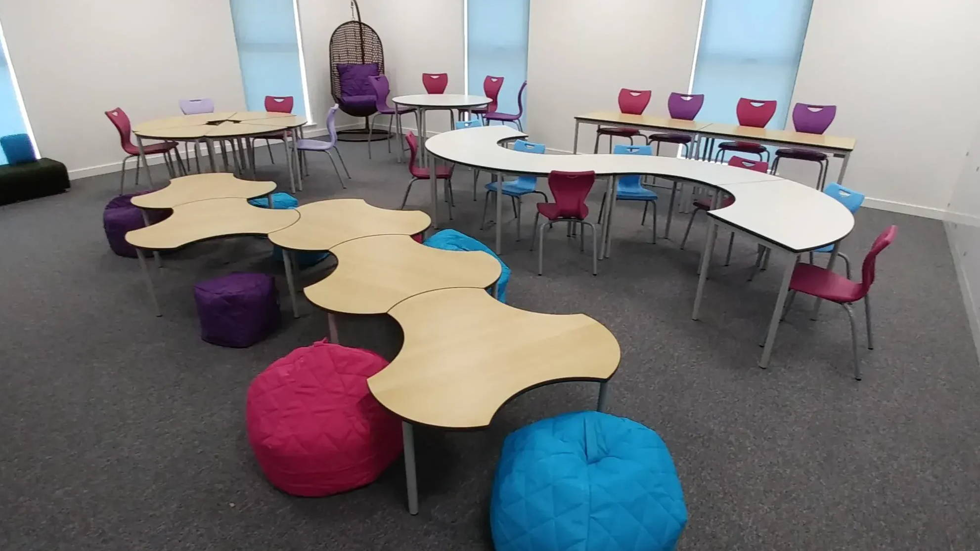 Classrooms Spaces