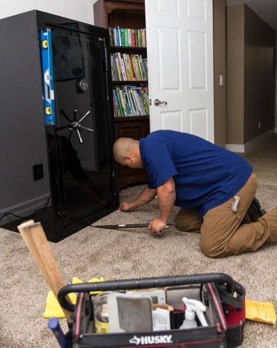 Moving a Safe on Your Own