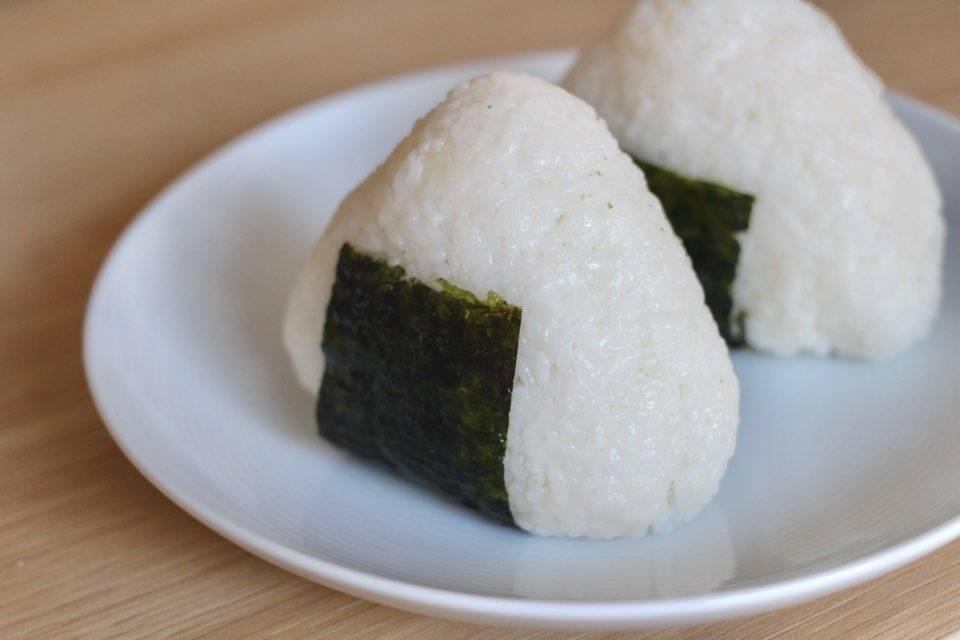 Two onigiri