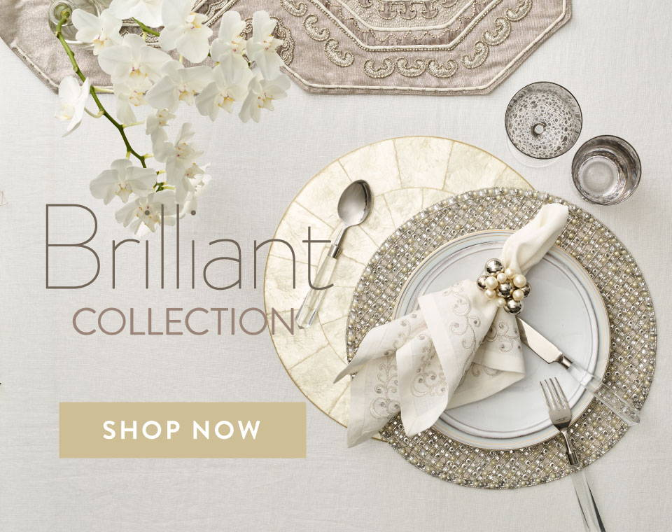 Shop The Brilliant Collection