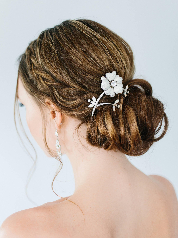 Ampersand Bridal Castile Hair Comb