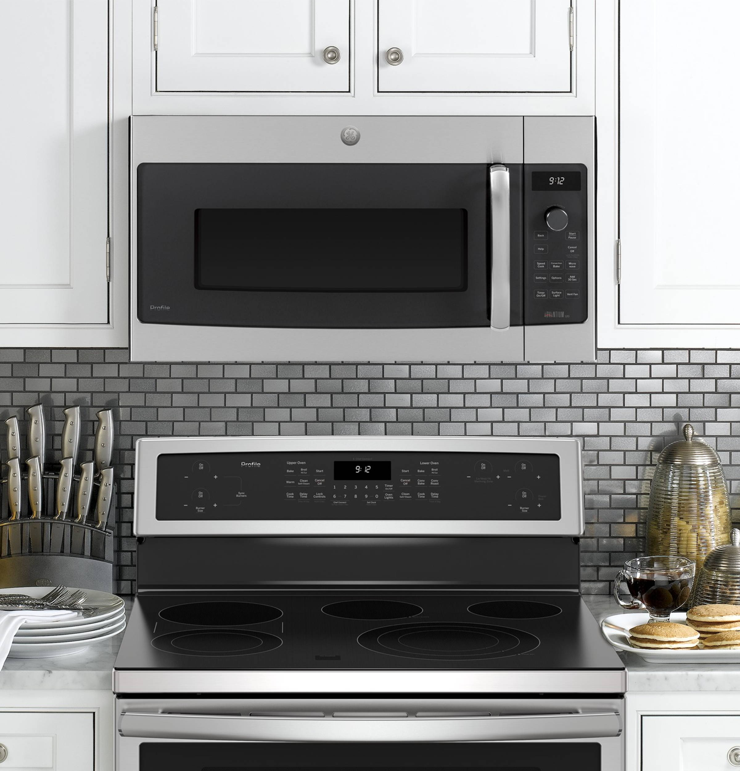 Over-the-Range Advantium Ovens