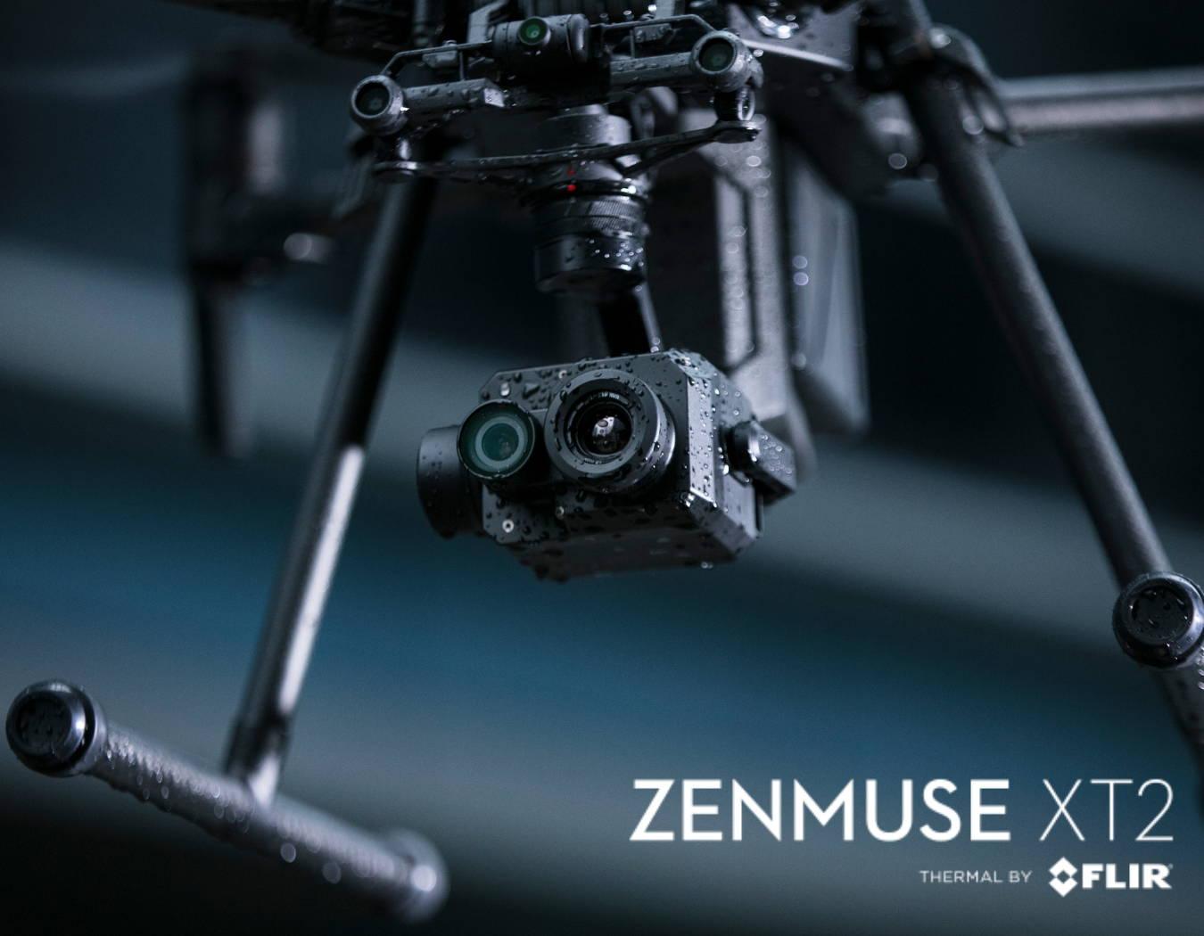DJI Zenmuse XT2 | Dr Drone