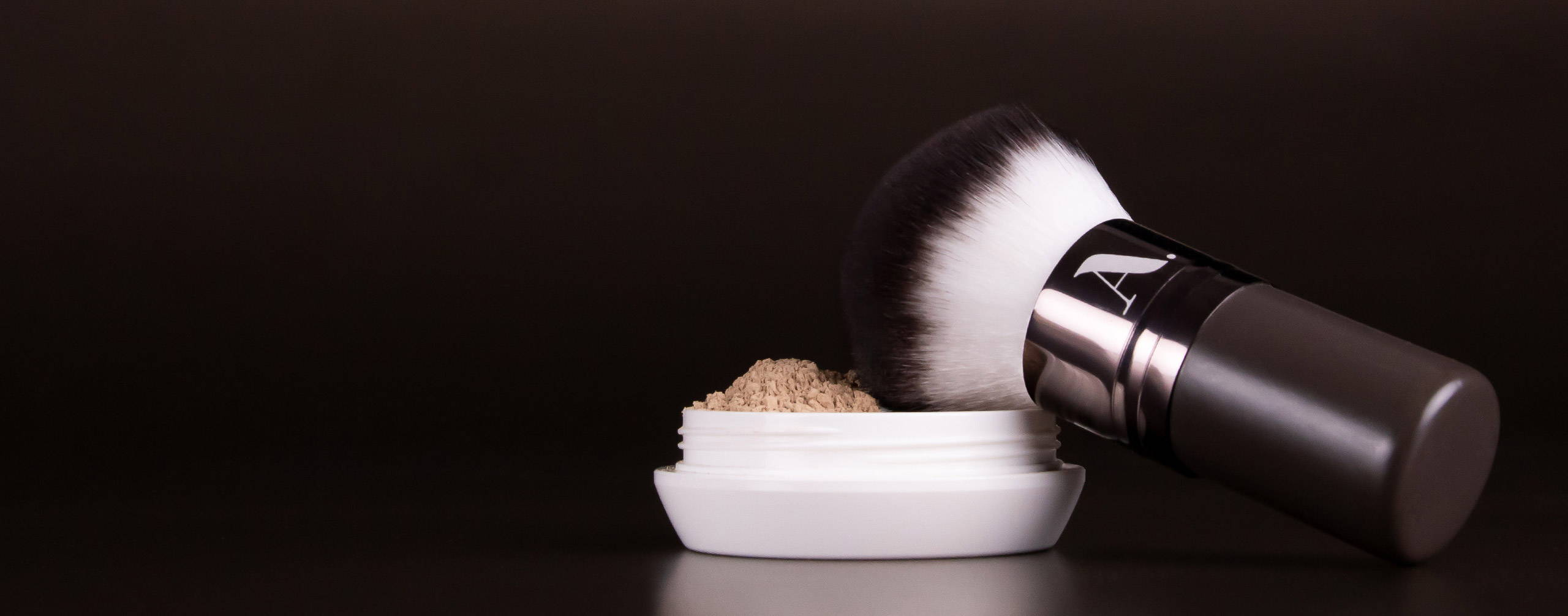Andrea.Biedermann Mineral-Puder mit Kabuki Pinsel