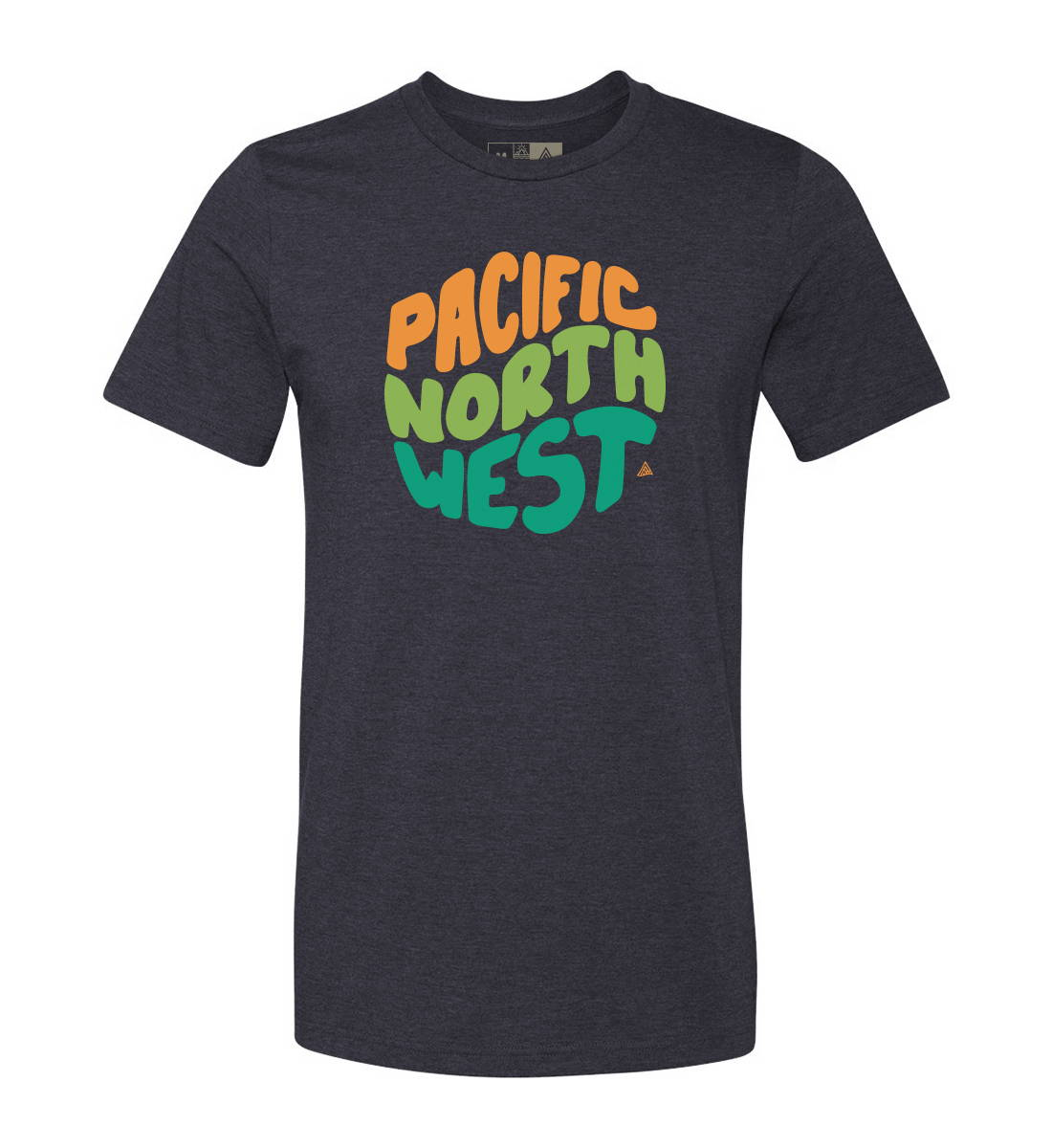 The Great PNW Groovy Tee