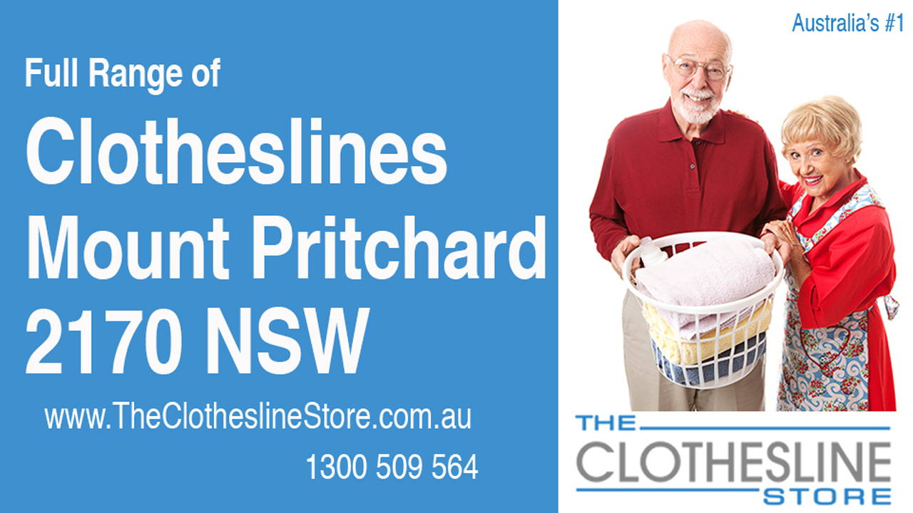 Clotheslines Mount Pritchard 2170 NSW