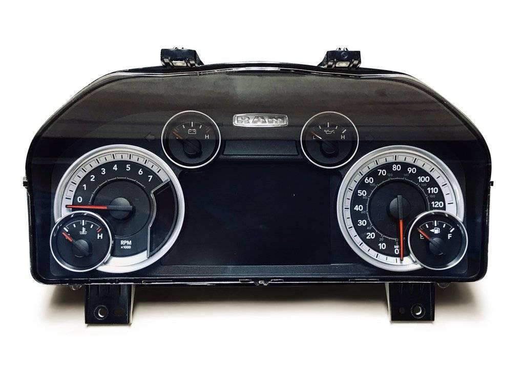 2013-2019 Ram Truck Speedometer EVIC Instrument Panel Cluster