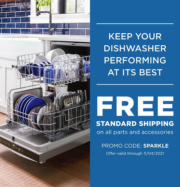 Keep Your Dishwasher Performing AT Its Best. FREE Shipping