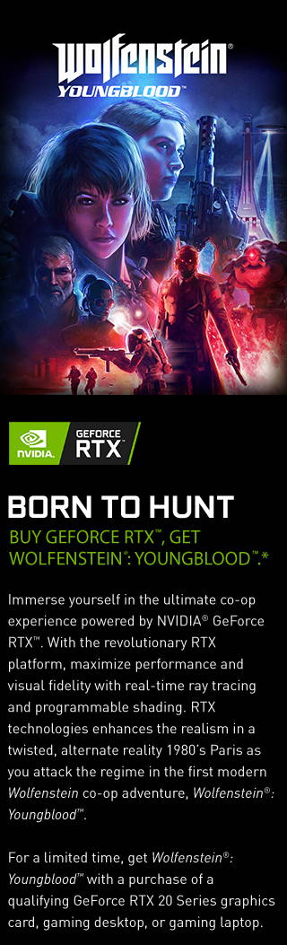 NVIDIA RTX Bundle