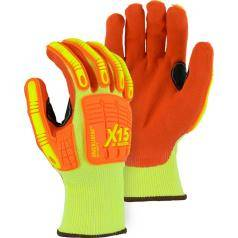 High Visibility Gloves from X1 Safety