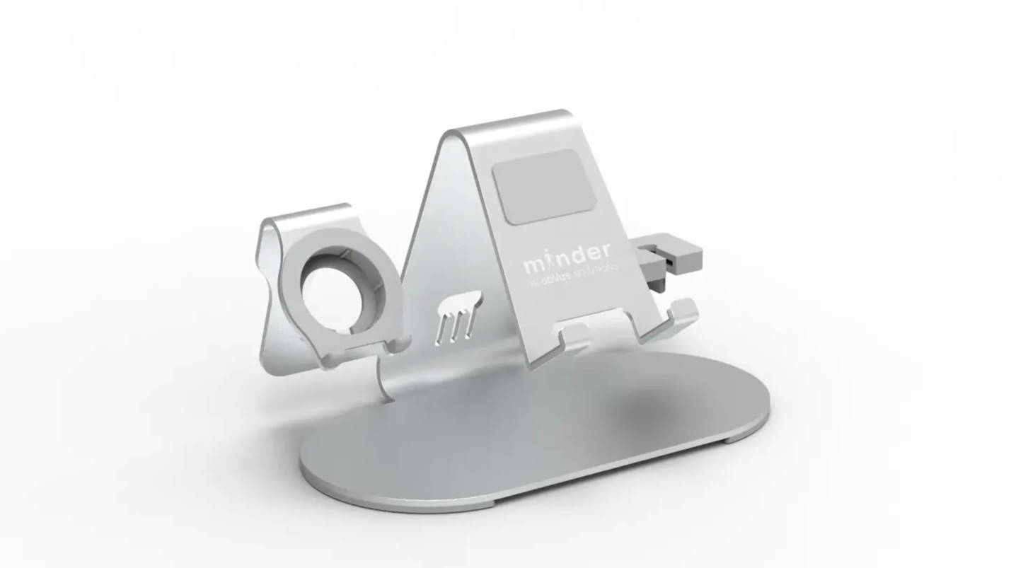 Charging Stand for iPhone, Apple Watch and Airpods