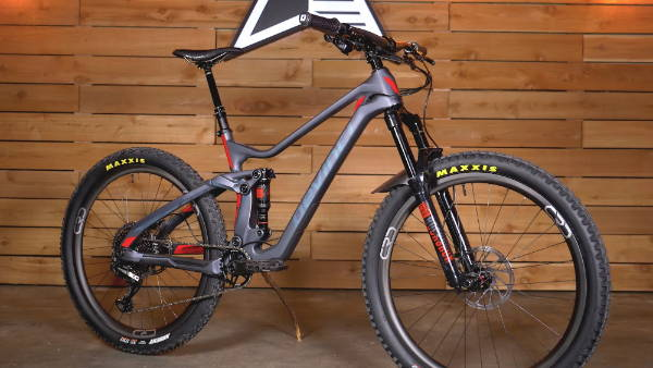 2019 2020 devinci troy davinci 275 27.5 enduro mountain bike mtb trail rockshox carbon