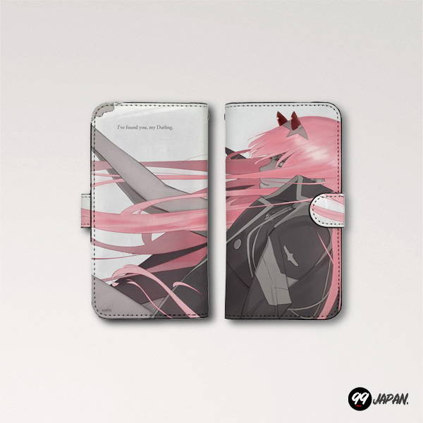 A Darling In The Franxx phonecase.