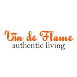 The Vin De Flame logo