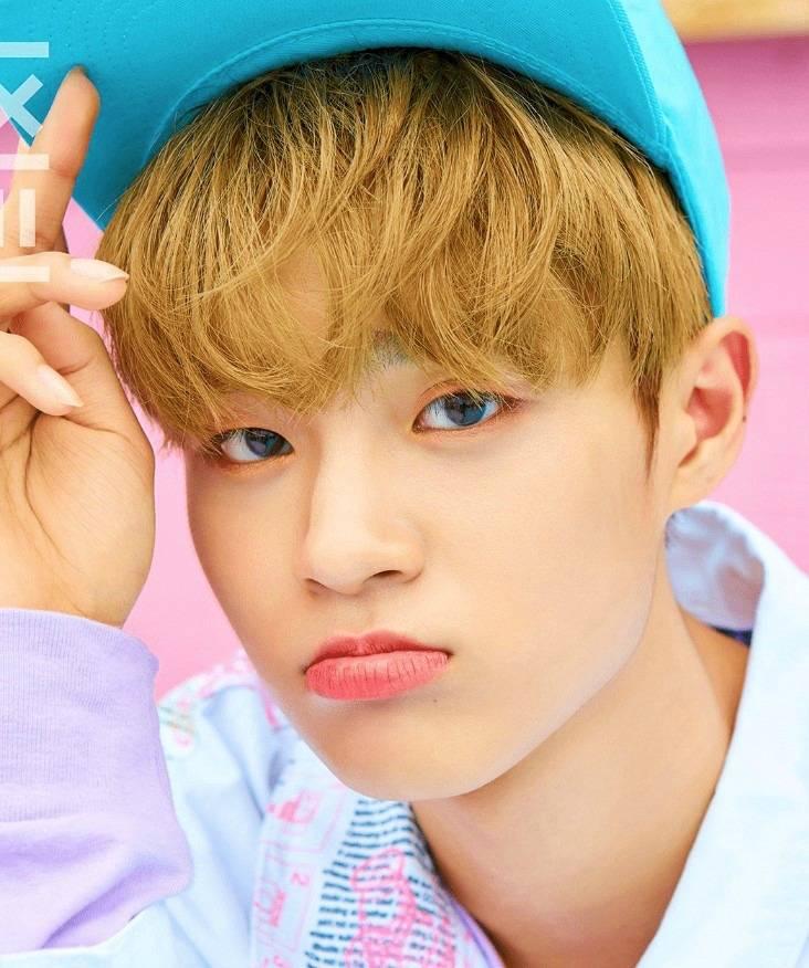Daehwi of Wanna One