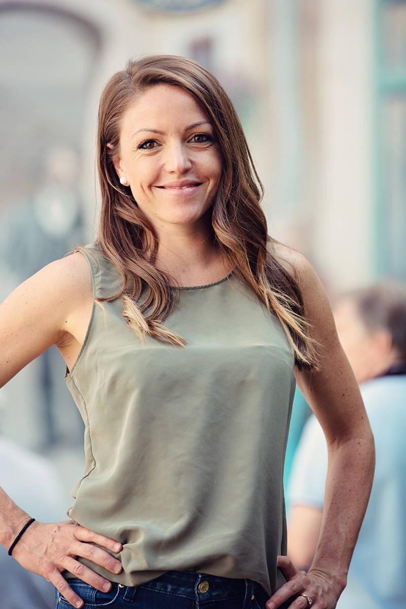 Clinique de nutrition Isabelle Huot de Québec Lévis et sa nutritionniste Vanessa Daigle.