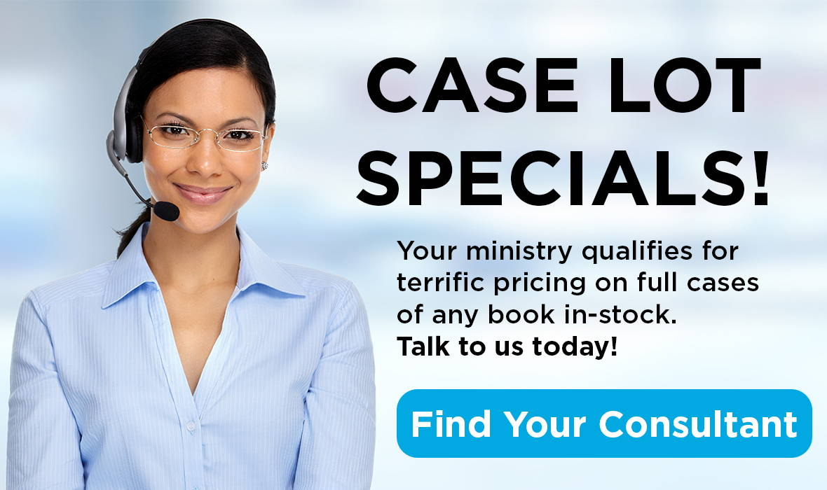 Find your ministry consultant for David C Cook