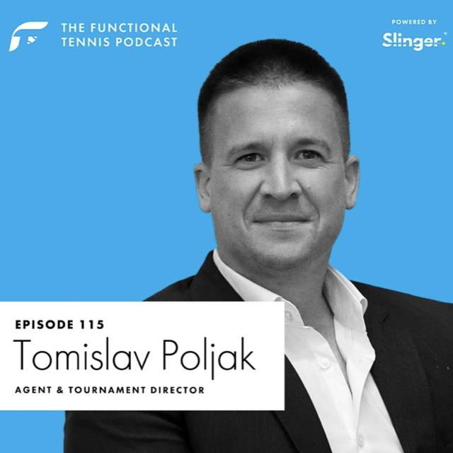 Tomislav Poljak on the Functional Tennis Podcast