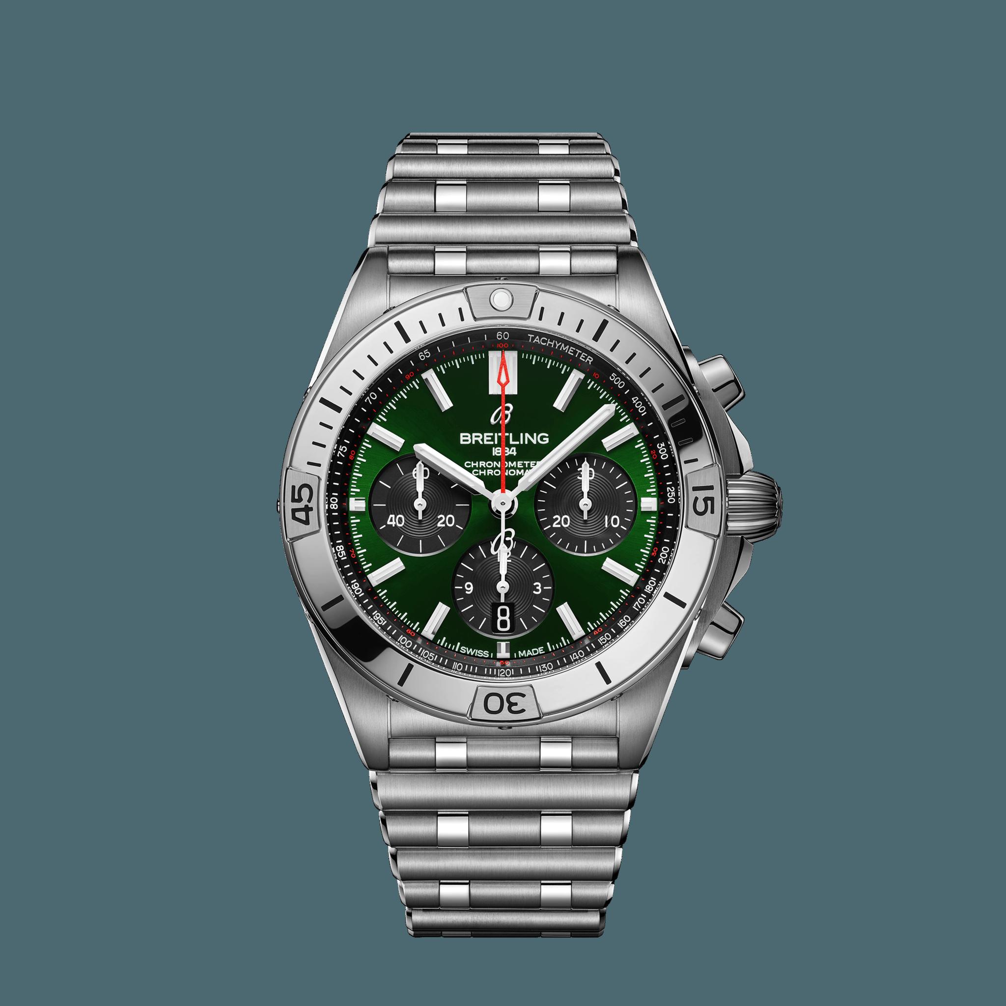 Breitling Chronomat 42mm Caliber B01