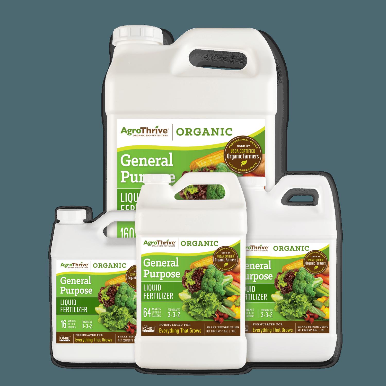 AgroThrive General Purpose | Formulated for Vegetables