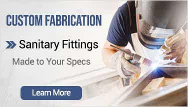 Stainless Steel Sanitary Fabrication