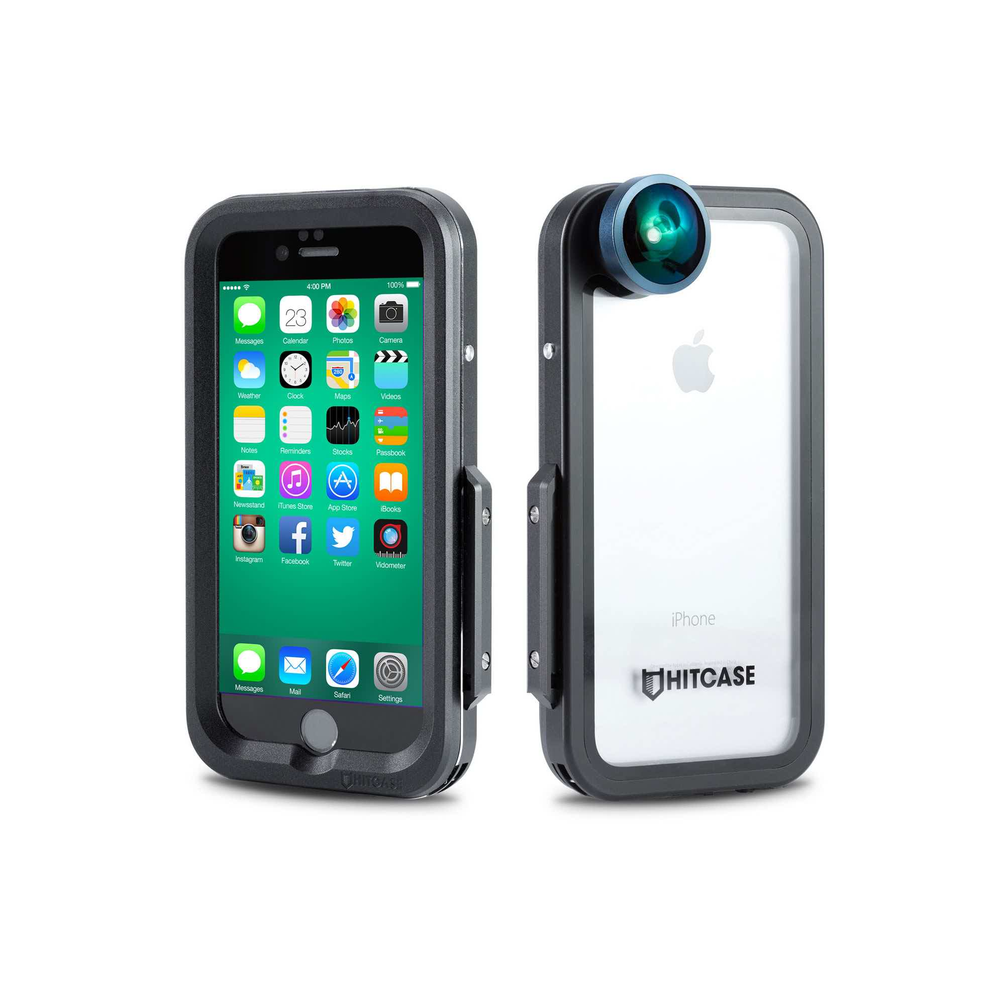 hitcase pro waterproof case for iphone